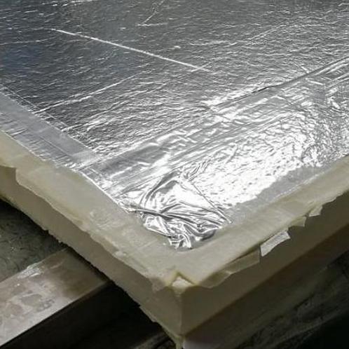 Vaccum Insulation Panels for Ice cream Cold Storage