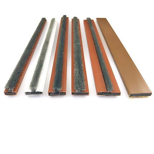 Intumescent Fire Door Seal Strips & Sheet