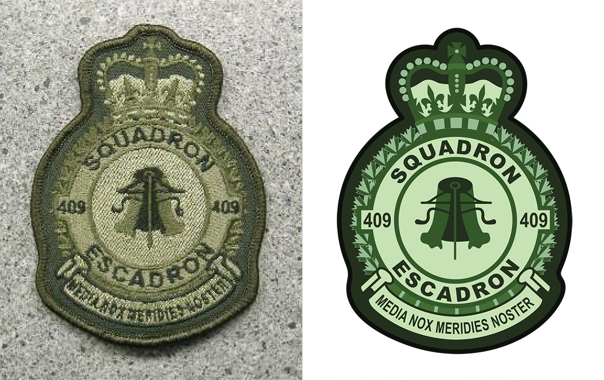 Heraldic Patch