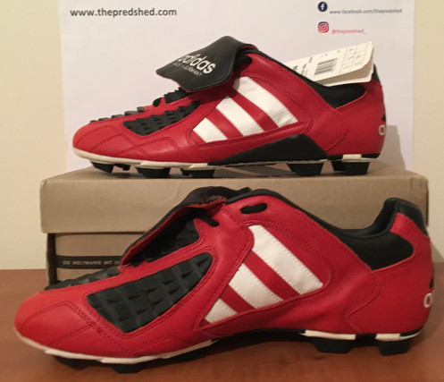 pretty nice 6dd9f 8d896 Adidas Predator Touch Made in Germany FG Traxion Brand New in Box UK 11.