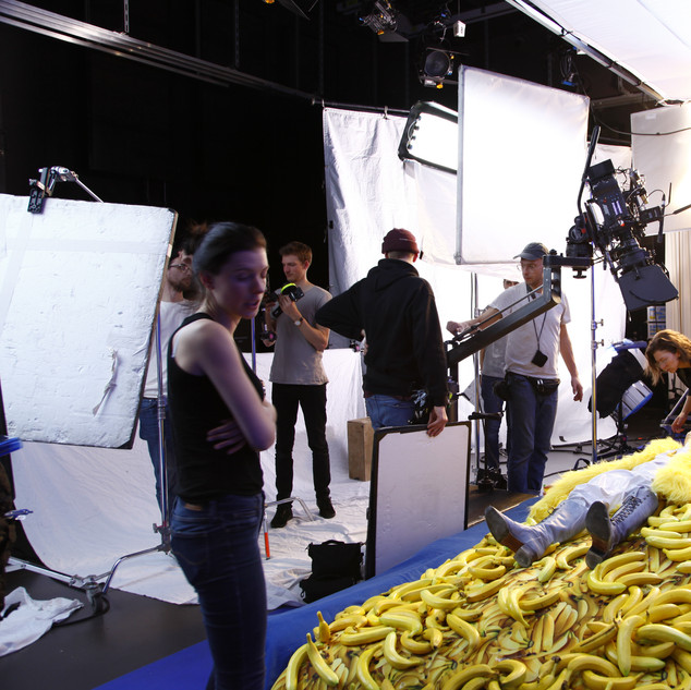 Making of Bananeninsel
