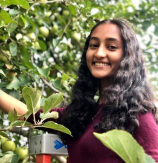 Vaishnavi Vednere-First Place