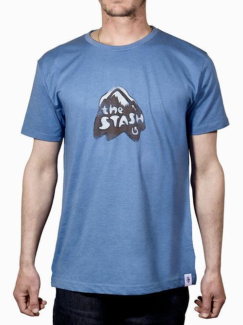T-shirt logo Vintage The Stash