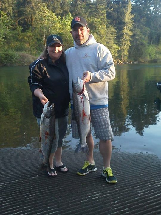NW Oregon Fishing