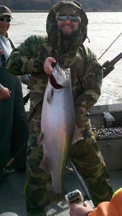 Oregon Fishing