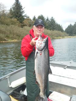 Oregon Coast Fishing