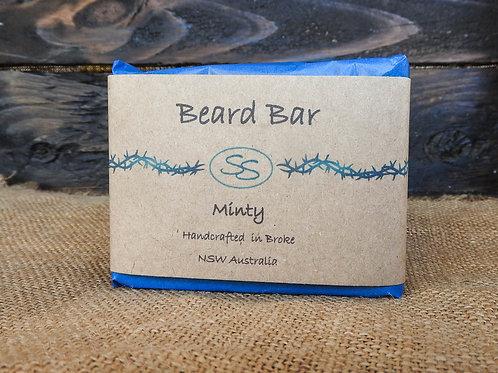 Beard Bar and Shaving Bar