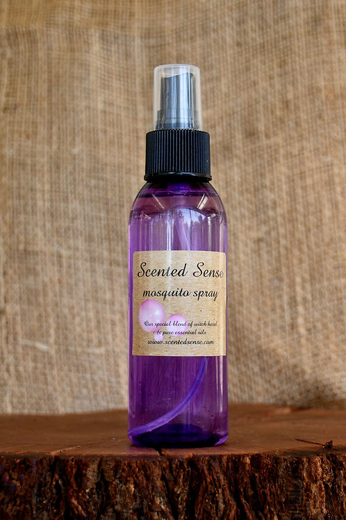 All Natural Mosquito Spray