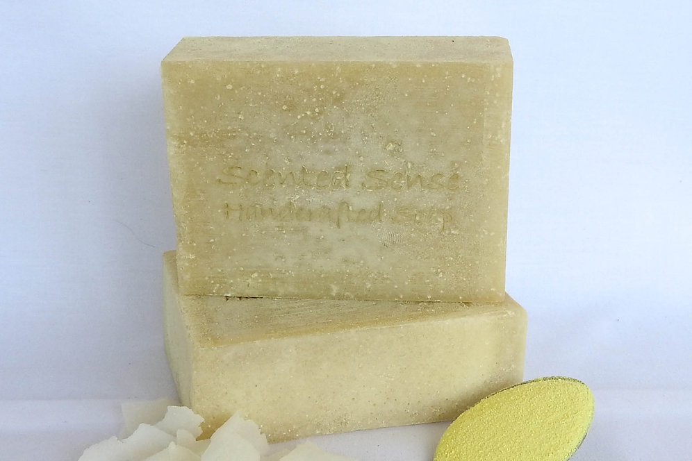 Coconut & Sulfur Soap