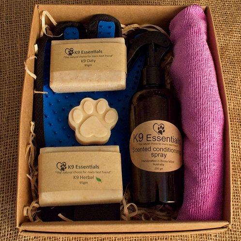K9 Essentials Grooming Gift Box