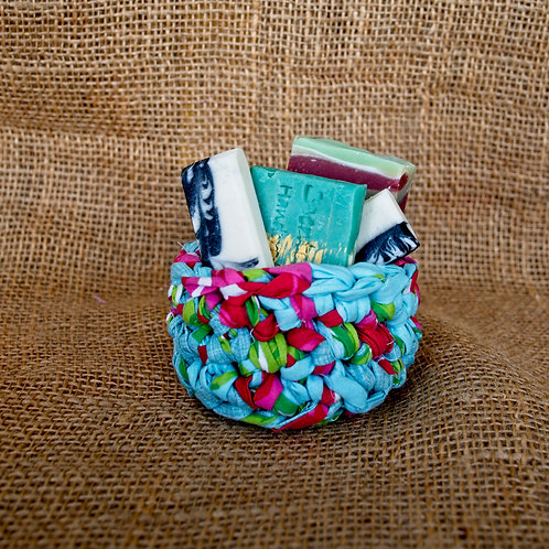 Small Guest Soap Basket