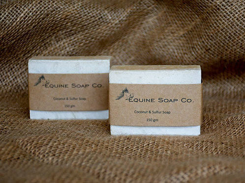1x COCONUT & SULFUR SOAP