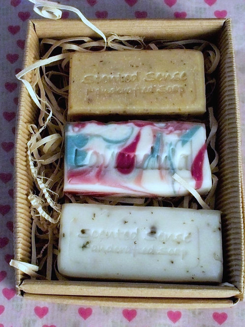 3 Piece Gift Box