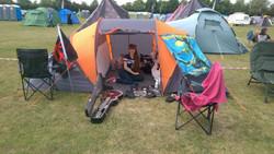 Tent essentials
