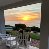 Whale Tale 2 bedroomed apartment sunset