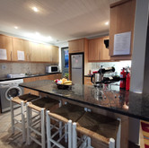 Whale Tale apartment fully kitchen