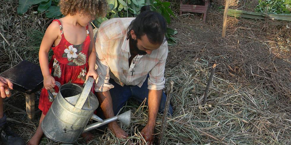 Cursinho de Agroecologia para Crianças