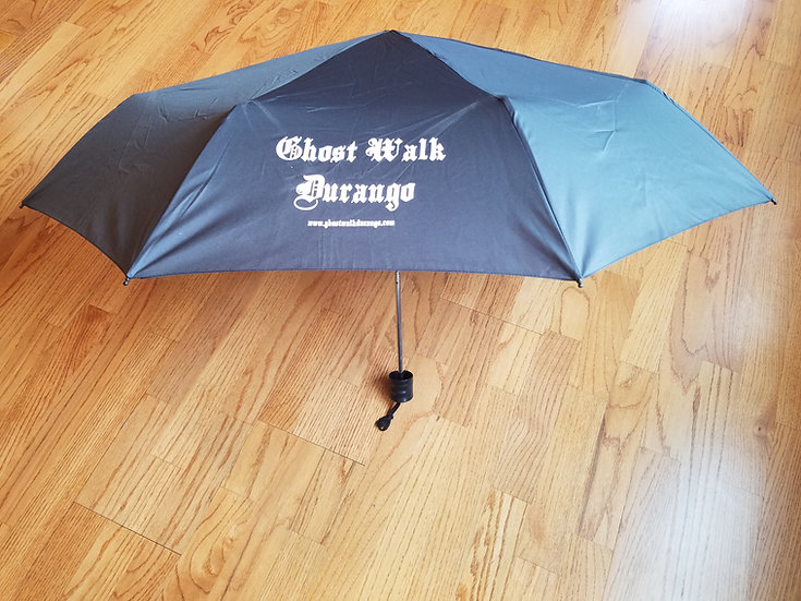"Ghost Walk Durango - 42"" Umbrella"