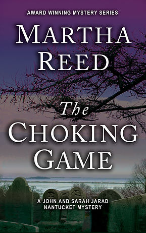 The Choking Game Nantucket Mystery cover art