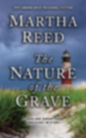 Nantucket Mystery The Nature of the Grave cover art