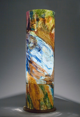 *Song and the Silence, 40x12, cylinder