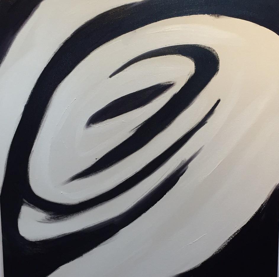 Spiral, 24x24