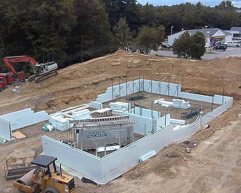 Groen Construction ICF