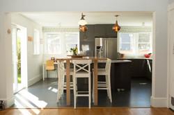 Custom Home Kitchen Addition NH