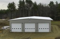 Barrington Town Garage 1