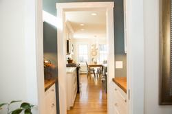 Custom Home Addition NH wood