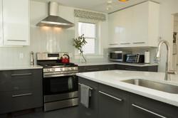 Custom Home Kitchen Addition Hood