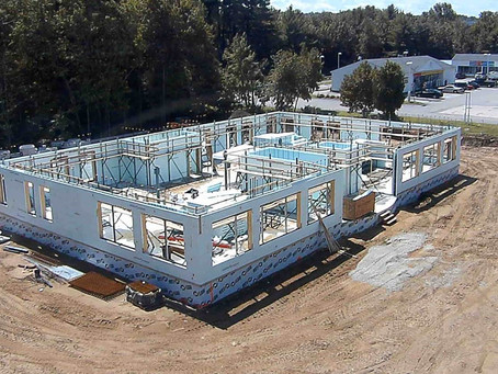 What is ICF - Insulated Concrete Forms?