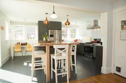 Custom Home Kitchen Addition
