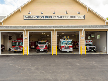 All Moved In! Public Safety Organizations of Farmington NH Settle Into New Building