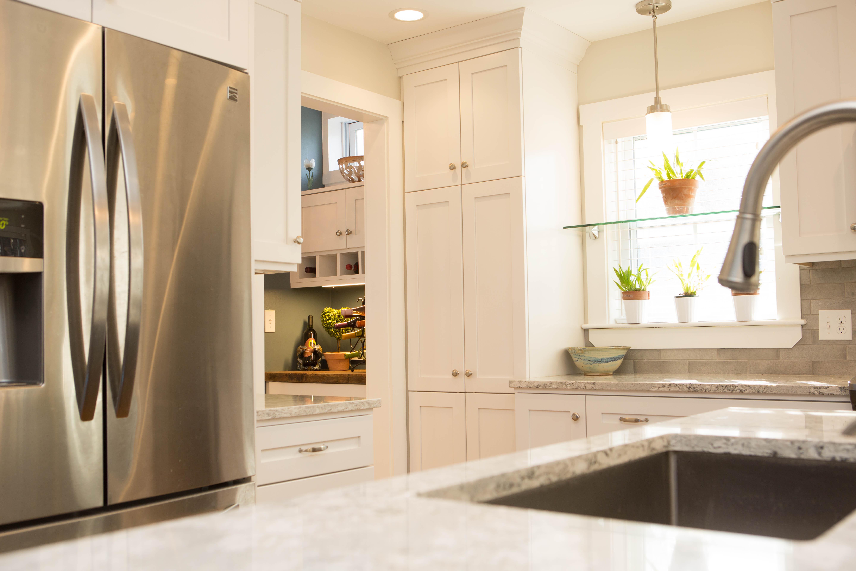 Custom Home Addition NH marble