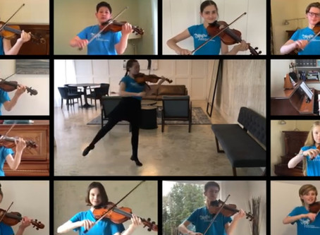 NSYA needs your VOTE today for youth, fiddle and Traditional music & dance!