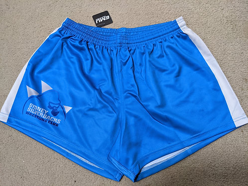 2020 Sydney Silverbacks Footy Shorts