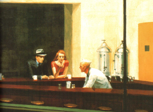 Nighthawk - E. Hopper