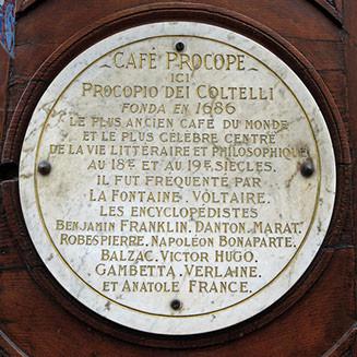 TARGA DEL CAF PROCOPE