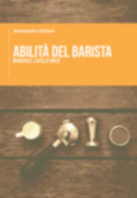 manuale abilità del barista base