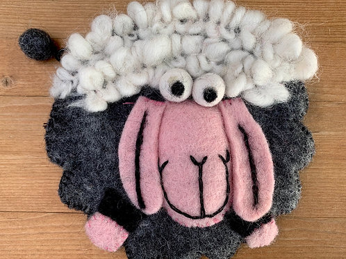 Wool Sheep Bag