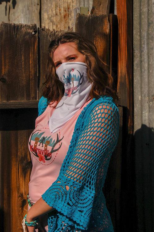 Turquoise Crochet Duster Jacket