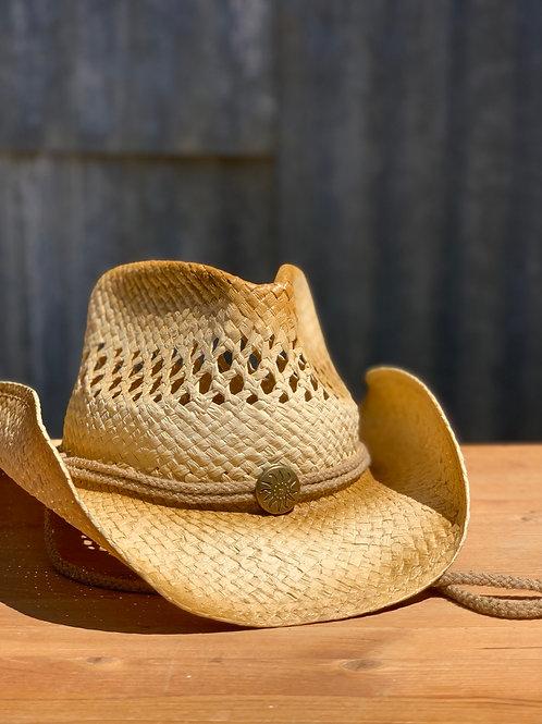 Cowboy Hat Palm Leaf (no shipping)