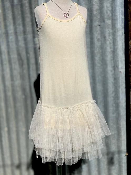 Ballerina Dress with Adjustable Straps