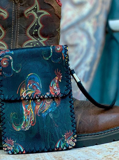 Rooster Crossbody Bag