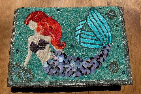 Mermaid Disney Clutch Mary Frances
