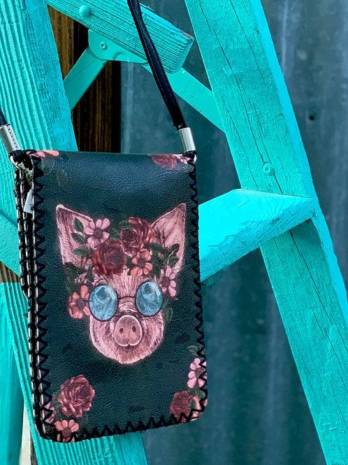 Pig Crossbody Bag