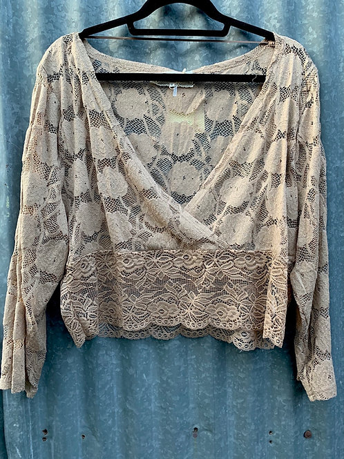 Lace Sleeves for Layering