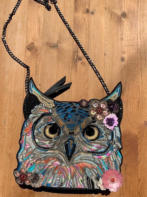 Owl Bling Bag Mary Frances