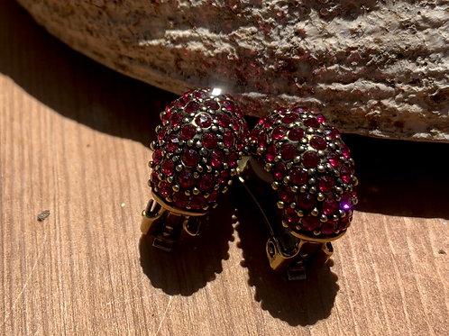 Swarovsky Crystal Earrings